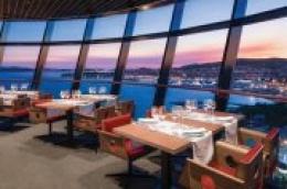 U restoranu Sky posebna ponuda s aperitivom, couvertom, predjelom, glavnim jelom i desertom za samo 150 kuna