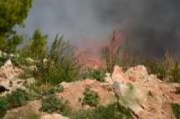 74-godišnjakak zaradio kaznenu prijavu: Zbog neopreznog spaljivanja biljnog otpada izazvao požar