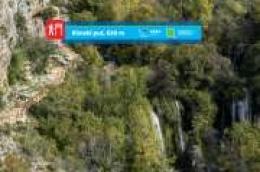 """Nacionalni park """"Krka"""" predstavlja svoje pješačke staze: Rimski put, putovima ilirskih plemena i starih Rimljana"""