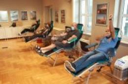 Čestitka Crvenog križa Vodice povodom Dana dobrovoljnih davatelja krvi - 25. listopada  2020. godine