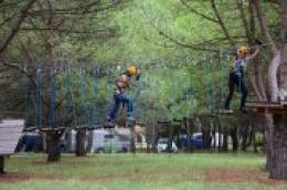 """""""Tjedan odmora vrijedan"""":Park prirode Vransko jezero nudi popuste na ulaznicu za adrenalinski park i vožnju električnim vlakom"""