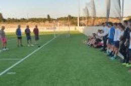 Nogometaši NK Vodica započeli pripreme