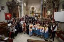 Prigodnim programom i misnim slavljem u crkvi Našašća svetog Križa obilježeno 50 godina djelovanja sestra Franjevki od Bezgrješne