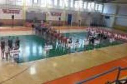 Twirling klub Vodice sudjelovao na natjecanju Twirling kupu - regija jug