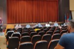 Održan Aktualni sat 22. sjednice Gradskog vijeća Grada Vodica