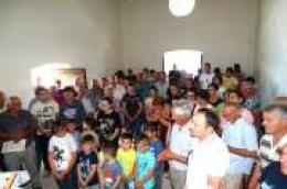 Proslavljen blagdan sv. Ante u Ostrovici