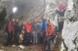 Skauti župe Vodice pohodili poučnu stazu Malog princa na južnom dijelu Velebita