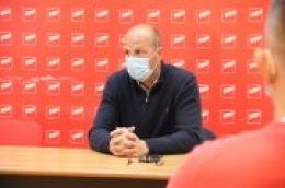 Joško Šupe kandidat SDP-a za župana ŠK županije