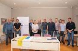 U Vodicama osnovan ogranak HDS-a: Tomislav Pešić izabran za predsjednika