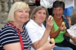 Cvita Opat aktivna kao da joj je dvadeset: Tajnica je u Udruzi umirovljenika, balotašica u Petanque klubu Vodice, a davanje instrukcija školarcima iz matematike i kemijeliječi joj dušu