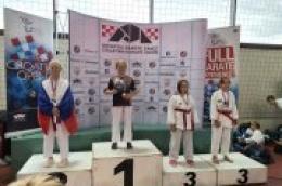 """Odličan rezultat karate kluba """"Okit Vodice"""" na """"Otvorenom prvenstvu Hrvatske"""""""