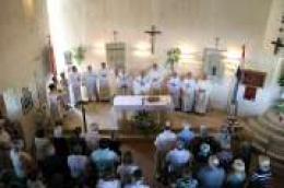 Na Okitu proslavljen blagdan Gospe Karmelske: Misno slavlje predvodio biskup Tomislav Rogić