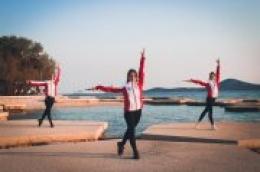 Twirling klub Vodice aktivno trenira i radi i u doba korone, a snimili su i prikladan video