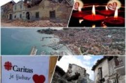 Župljani i župa Vodice prikupili i darovali za potrebne i nastradale u potresu 56.727.50 kn
