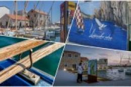 """Odobreno novih 6 infrastrukturnih projekata u vrijednosti tri milijuna kuna za promociju ribarstva i pomorske baštine putem Razvojne strategije FLAG-a """"Galeb"""""""