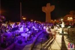 Vodička glazba održala na vodičkom gumnu svoj tradicionalni ljetni koncert
