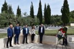 Komemoracijom za žrtve Domovinskog rata obilježen Dan Šibensko-kninske županije