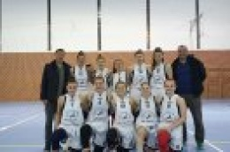 Ženski košarkaški klub Vodice po osmi put uzastopno plasirao se na poluzavršnicu državnog  prvenstva Hrvatske.