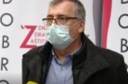 """Nošenje maski kontrolirat će policija, na licu mjesta će i izdavati kazne: """"Kazne za kršitelje mjera između 100 i 200 eura"""""""