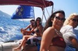 Četiri mlade avanturistice i jedan avanturist ispunili dugogodišnju želju o jedrenjuJadranom: U osam dana prešli više od 150 Nm