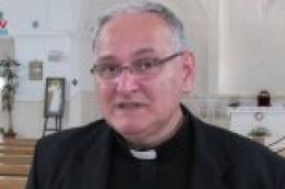 Biskup Tomislav Rogić obratio se javnosti prigodnom porukom. Poruka će biti emitirana na Tv Šibenik u vjerskoj emisiji Riječ nade.