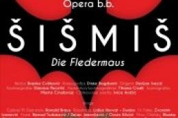 """Ususret Božiću sa Straussovom operetom """"Šišmiš"""""""