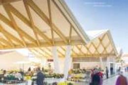 Vodička tržnica izašla na naslovnici ugledne svjetske knjige o arhitekturi
