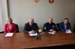 Održan sastanak Ravnateljstva civilne zaštite sa Stožerom CZ Šibensko-kninske županije