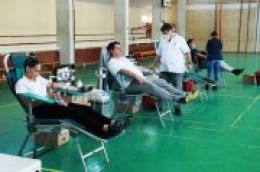 Korona nije uplašila naše darivatelje krvi: Na današnju akciju odazvalo se rekordnih 77 osoba