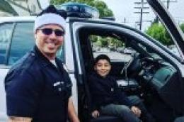 Tribunjac Nickolas Ferara od policije Los Angelesa nagrađen za svoj nesebičan rad i doprinos zajednici