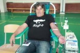 Održana srpanjska akcija darivanja: Rekorder Dinko Cukrov 107. put darovao krv