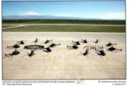MORH izvijestio: Na području između otoka Zlarina i Zablaća došlo je do pada helikoptera Kiowe