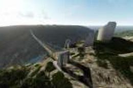 Predstavljen projekt visećeg pješačkog mosta Nečven – Trošenj na rijeci Krki
