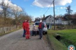 Već 14. dan za redom, HGSS-ovci iz naše županije sudjeluju u pomoći ljudima zahvaćenim potresom