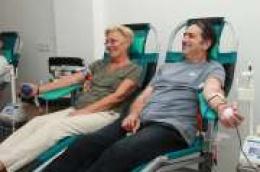 44 darivatelja uspješno darovalo krv na rujanskoj akciji darivanja