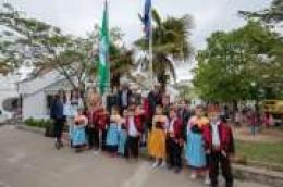 U Dječjem vrtiću Tamaris svečano podignuta Zelena zastava