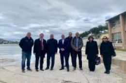 Župan Pauk se sastao sa rektorom Borasom: U Šibeniku će se graditi Sveučilišni centar sportova na vodi