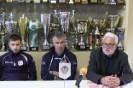 HNS donio odluku o prekidu svih nogometnih natjecanja do 31. ožujka: U NK Vodice održana tiskovna konferencija