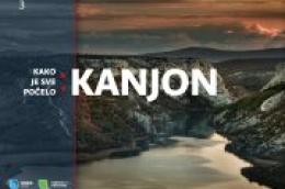 Usječen u Sjevernodalmatinsku kršku zaravan, gotovo okomitih strana, kanjon rijeke Krke, pored ljepote prizora, osobit je na mnogo načina