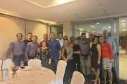 "Brojni ribari, predstavnici Ceha ribara, županijska pročelnica za poljoprivredu i FLAG ""Galeb sudjelovali na najvećem godišnjem okupljanju ribarske struke"