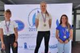 Još jedan uspjeh mlade vodičke jedriličarke: Eleonore Borgin srebrna na Otvorenom prvenstvu Hrvatske 2019