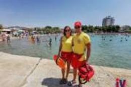 Upoznajte vodički Baywatch tim koji bdije nad kupačima na Plavoj plaži