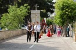 Uz blagdan Našašća Svetog Križa, svete Jeliene Križarice, zaštitnice Vodica