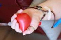 Crveni križ Vodice uputio čestitku povodom  Svjetskog dana darivatelja krvi - 14. lipnja