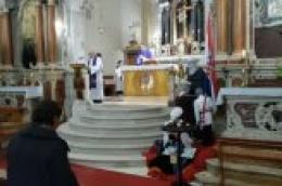 Prijenos svete Miseiz župnecrkve Našašća sv. Križa je u Nedjelju 15. 03. u 11 sati