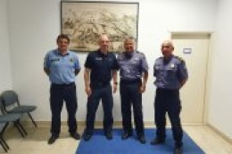 Sigurna turistička sezona: Dva njemačka policijska službenika obavljat će službu na području naše županije
