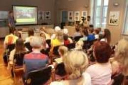 Prezentirana treća godina projekta 'Vodiški stakleni riton'