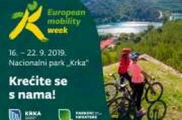 """Aktivno obilježite Europski tjedan kretanja u Nacionalnom parku """"Krka"""" uz povlaštenu cijenu ulaznice"""