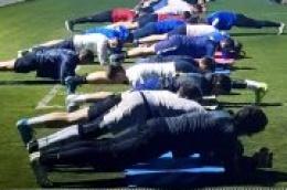 Nogometaši Vodica počeli pripreme za proljetni dio prvenstva