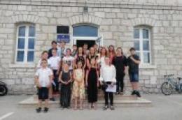 Učenici Glazbene škole Vodičke glazbe pokazali iznimne glazbene sposobnosti ispred ponosnih profesora i roditelja